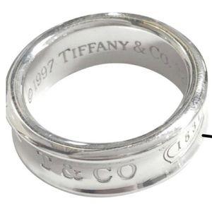 Tiffany & Co. Iconic 1837 Ring